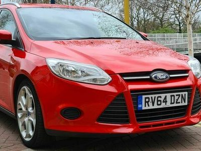 used Ford Focus 1.6 TDCi Edge (s/s) 5dr