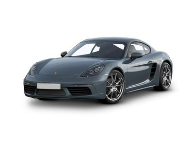 used Porsche Cayman 2.5 S 2dr PDK coupe