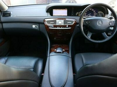 used Mercedes CL500 CL Class 5.52d 383 BHP Coupe 2007