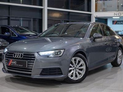 used Audi A4 2.0 TDI S LINE 4d 148 BHP