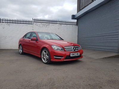 used Mercedes C220 C-ClassCdi Blueefficiency Amg Sport 4Dr Auto