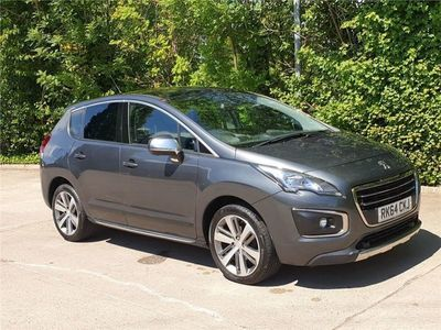 used Peugeot 3008 1.6 Hdi Allure 5Dr