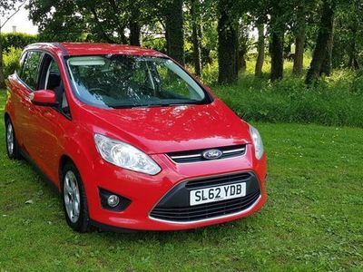 used Ford Grand C-Max 1.0 T EcoBoost Zetec (s/s) 5dr (7 Seats)