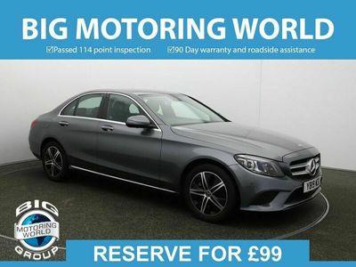 used Mercedes C200 C ClassD SPORT PREMIUM PLUS for sale | Big Motoring World