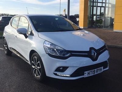 used Renault Clio 1.5 dCi 90 Play S/S 5-Dr Hatchback