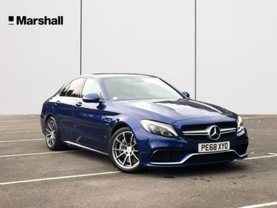 used Mercedes C63 AMG C Class4dr Auto 4.0