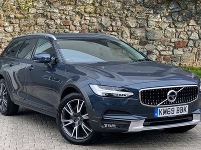 used Volvo V90 CC D4 [190] AWD Cross Country Plus Automatic - 360' Camera, Sunroof, Smartphon 2.0 5dr