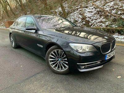 used BMW 750L 7 Series i SE 4dr Auto