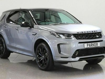 used Land Rover Discovery Sport 2.0 D180 MHEV R-Dynamic SE 4WD (s/s) 5dr (7 Seat)