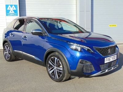used Peugeot 3008 2.0 BlueHDi 180 GT 5dr EAT6 Auto