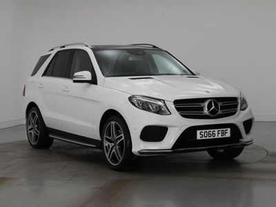 used Mercedes GLE350 GLE Diesel Estate4Matic AMG Line Premium 5dr 9G-Tronic