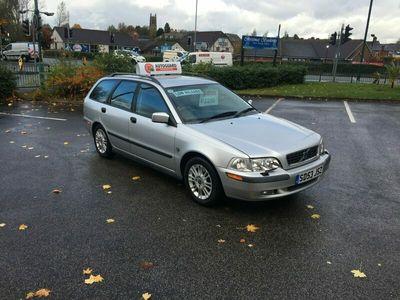 used Volvo V40 Estate 1.8 S (122bhp) 5d