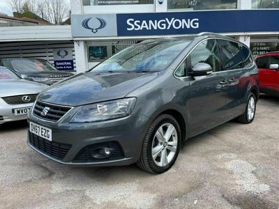 used Seat Alhambra 2.0 TDI CR Xcellence [150] 5dr DSG - PANROOF- H/LEATHER - CAMERA - NAV - C