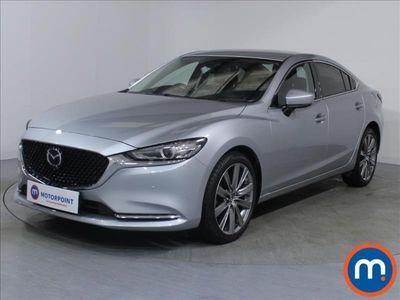used Mazda 6 2018 Birtley 2.2d [184] Sport Nav-Plus 4dr [Safety Pack]