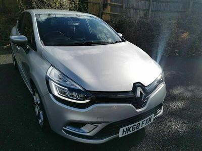 used Renault Clio GT LINE 0.9 TCE