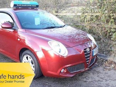 used Alfa Romeo MiTo 16V LUSSO