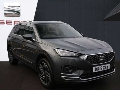 used Seat Tarraco 2.0TDI (190ps) Xcellence (s/s) 4Drive DSG Automatic