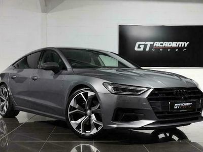 "used Audi A7 3.0TDI V6 50 SPORT TIPTRONIC QUATTRO - 21"" ALLOYS - BLACK PACK"