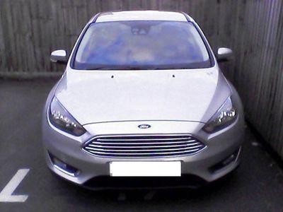 used Ford Focus 1.5 TDCi Titanium Powershift (s/s) 5dr
