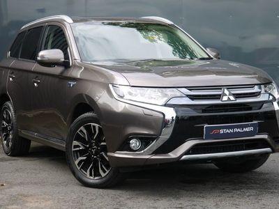used Mitsubishi Outlander 2.0 PHEV GX4h 5dr Auto