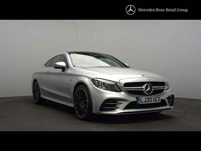 used Mercedes C43 AMG C-Class4Matic Premium Plus 2dr 9G-Tronic