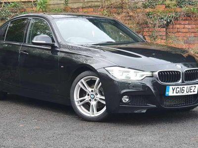 used BMW 320 3 SERIES 2016 Stourbridge d M Sport 4dr Step Auto