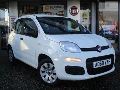 used Fiat Panda 1.2 Pop 5dr Hatchback