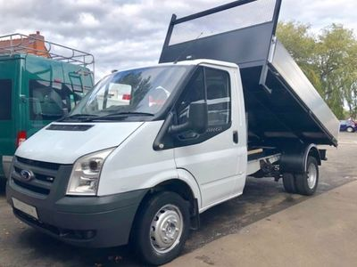 used Ford Transit 2.2 SINGLE CAB 3.5T NEW ALUMINIUM BODY, 2014, not known, 102763 miles.