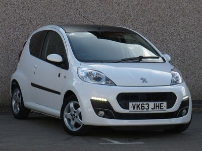 used Peugeot 107 1.0 Envy 3Dr
