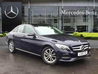 used Mercedes C200 C-ClassSport Premium 4dr Auto