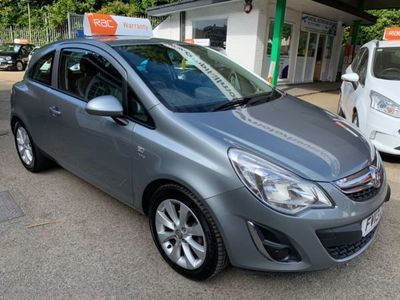 used Vauxhall Corsa 1.4 i 16v Active 3dr (a/c)