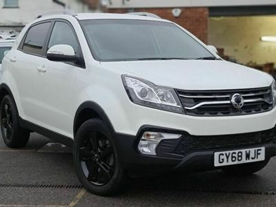 used Ssangyong Korando LE AUTO 2.0 5dr