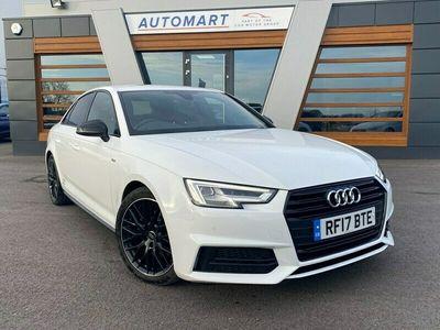 used Audi A4 1.4T FSI Black Edition 4dr Saloon 2017