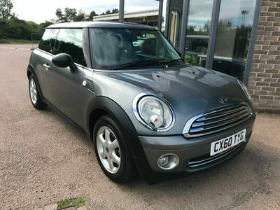 used Mini ONE  Hatch 1.6Graphite 3dr ONLY 0 MILES WITH SERVICE HISTORY / LONG MOT