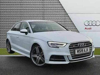 used Audi S3 Saloon TFSI 300 PS S tronic