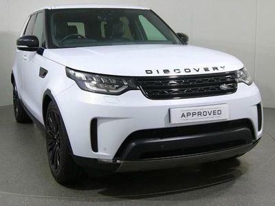 used Land Rover Discovery 3.0 TD6 (258hp) HSE 5dr