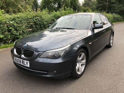 used BMW 525 5 Series 3.0 d SE 4dr