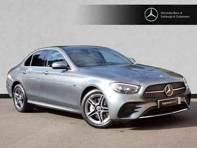 used Mercedes E300 E ClassAMG Line 4dr 9G-Tronic Saloon 2020