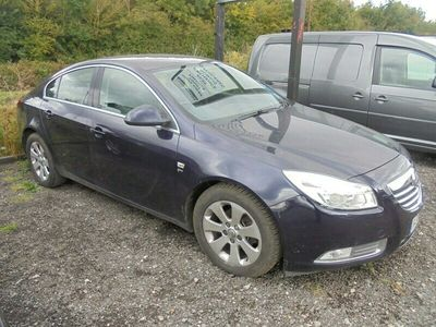 used Vauxhall Insignia Country Tourer 2.0 CDTi 16v SRi 5dr PX TO CLEAR NEW MOT Hatchback 2012