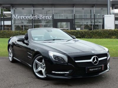 used Mercedes SL400 SLAMG Sport 2dr Auto Automatic convertible