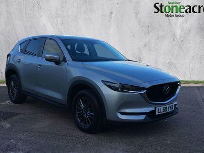 used Mazda CX-5 SE-L NAV PLUS 2.0 SKYACTIV-G SE-L Nav+ SUV 5dr Petrol Auto (s/s) (165 ps)