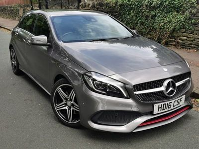 used Mercedes A250 A Class 2.0AMG 7G-DCT (s/s) 5dr