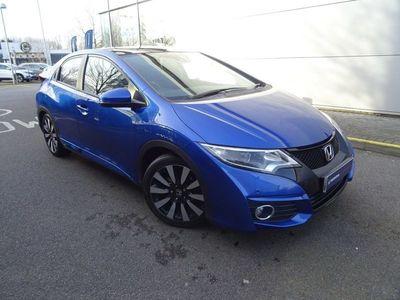 used Honda Civic 1.8 i-VTEC SR 5dr Auto Hatchback 2016