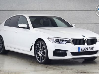 used BMW 530 e M Sport iPerformance Saloon