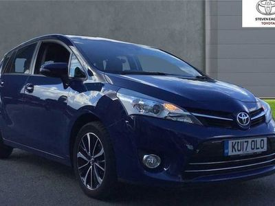 used Toyota Verso 1.6 D-4D Design (s/s) 5dr (7 Seat)