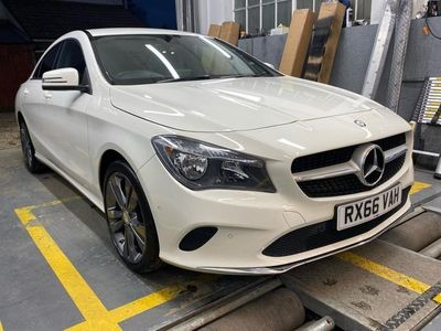 used Mercedes CLA200 ClaD Sport