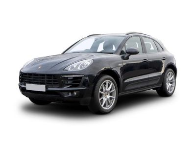 used Porsche Macan Turbo 3.6T PDK 4WD (s/s) 5dr estate
