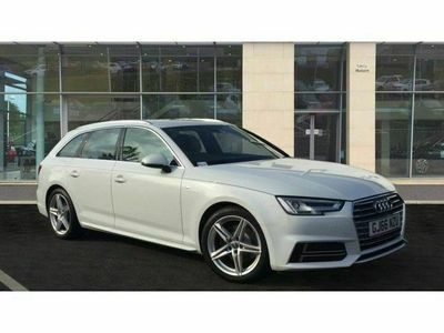 used Audi A4 2.0T FSI S Line 5dr S Tronic