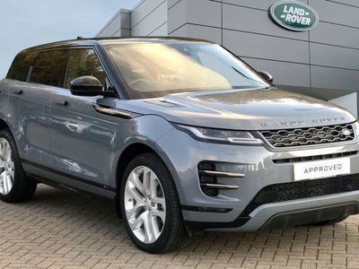 used Land Rover Range Rover evoque DIESEL HATCHBACK 2.0 D180 First Edition 5dr Auto