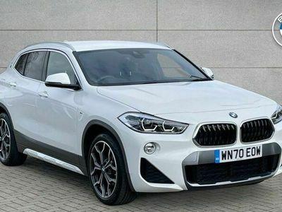 used BMW X2 xDrive18d M Sport X